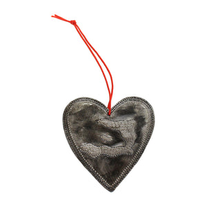 Haiti Heart Ornament , Vineworks - Vineworks Fair Trade