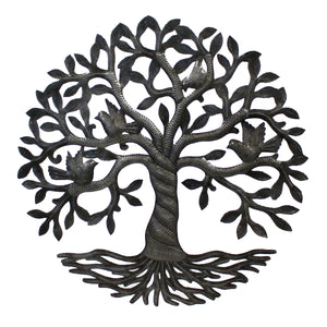 "Celtic Rooted Tree of Life 23"" , Vineworks - Vineworks Fair Trade"