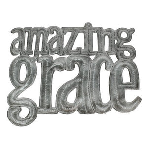 Amazing Grace | Haitian Steel Metal Drum Art , Vineworks - Vineworks Fair Trade