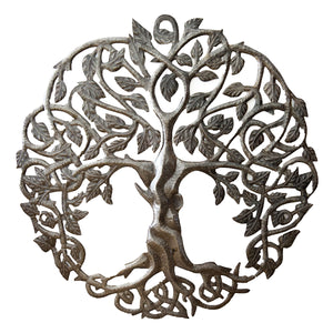 "23"" Deeply Rooted Tree of Life , Vineworks - Vineworks Fair Trade"