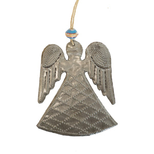 Metal Angel Ornament