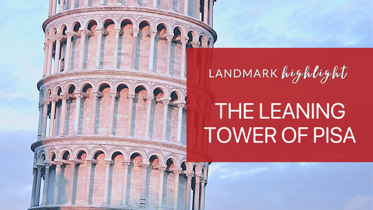 History Behind the Leaning Tower of Pisa