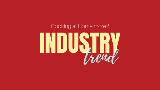 Cooking at Home Trend