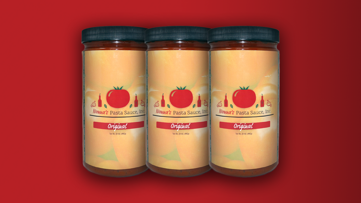 Introducing Pasta Sauce Trio's!