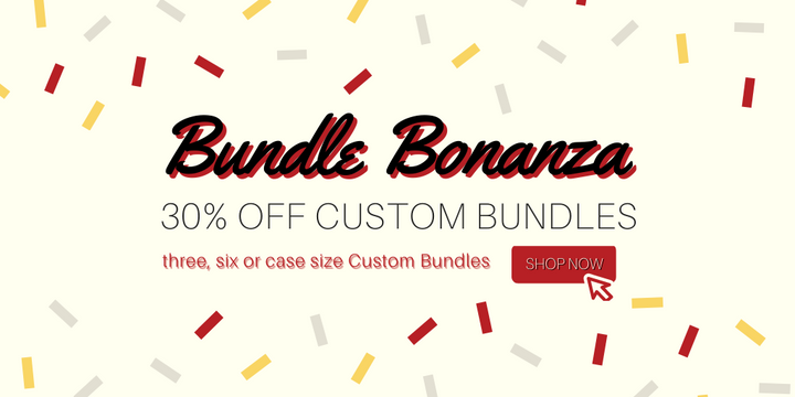 #EndofSummerBash Day 1 ~ 30% Off Custom Bundles