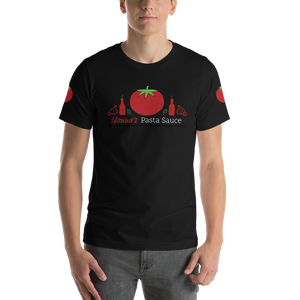 Black Short-Sleeve Unisex T-Shirt