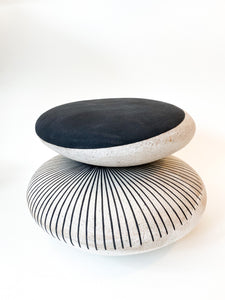 LARGE STONEWARE ROCK