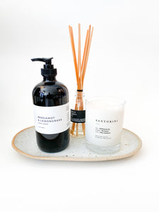 HAND WASH - BERGAMOT & LEMONGRASS