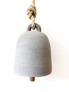 LARGE GREY BELL