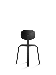 AFTEROOM DINING CHAIR - BLACK ASH
