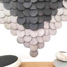 Load image into Gallery viewer, CERAMIC DISC WALL SCULPTURE