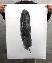 Load image into Gallery viewer, FEATHER STUDY #5