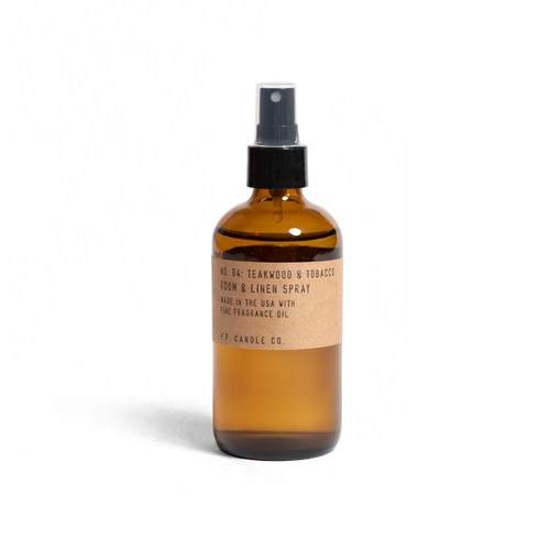 TEAKWOOD & TOBACCO ROOM SPRAY