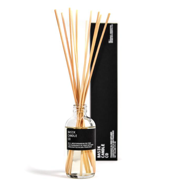REED DIFFUSER BASIK NO. 5 - MEDITERRANEAN FIG TREE