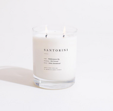 Load image into Gallery viewer, ESCAPIST CANDLE - SANTORINI