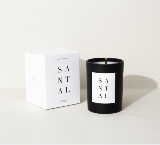 NOIR CANDLE - SANTAL