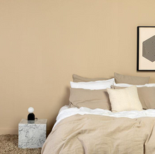 Load image into Gallery viewer, LINEN BEDDING - WHITE