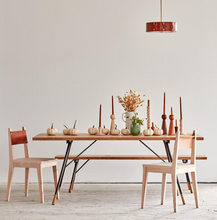 Load image into Gallery viewer, BRANDYWINE DINING TABLE