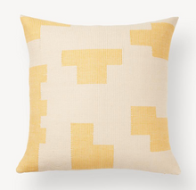 Load image into Gallery viewer, PUZZLE PILLOW - LEMON
