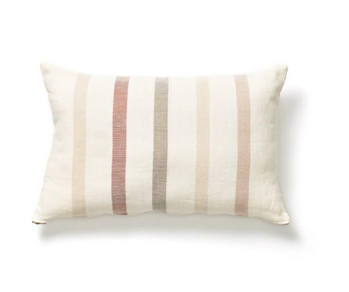 CONDESSA STRIPE PILLOW - LUMBAR