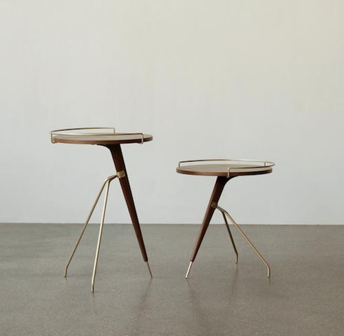 UMANOFF SIDE TABLES
