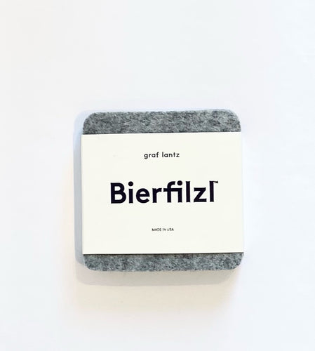 FELT COASTERS - SQUARE GRANITE