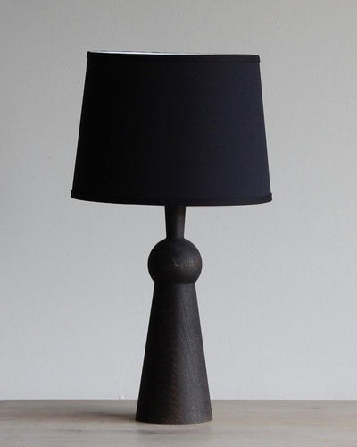 BELLA SKIRT LAMP - DARK WASH