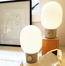 Load image into Gallery viewer, CONCRETE TABLE LAMP