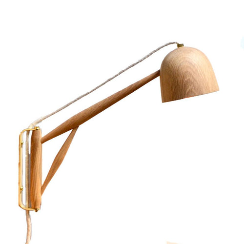 CRANE SWING ARM WALL LAMP - MINI