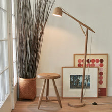 Load image into Gallery viewer, CRANE FLOOR LAMP