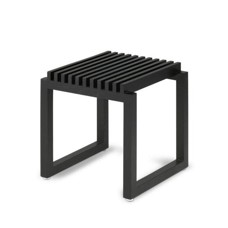 CUTTER STOOL - BLACK