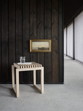 Load image into Gallery viewer, CUTTER STOOL - NATURAL OAK