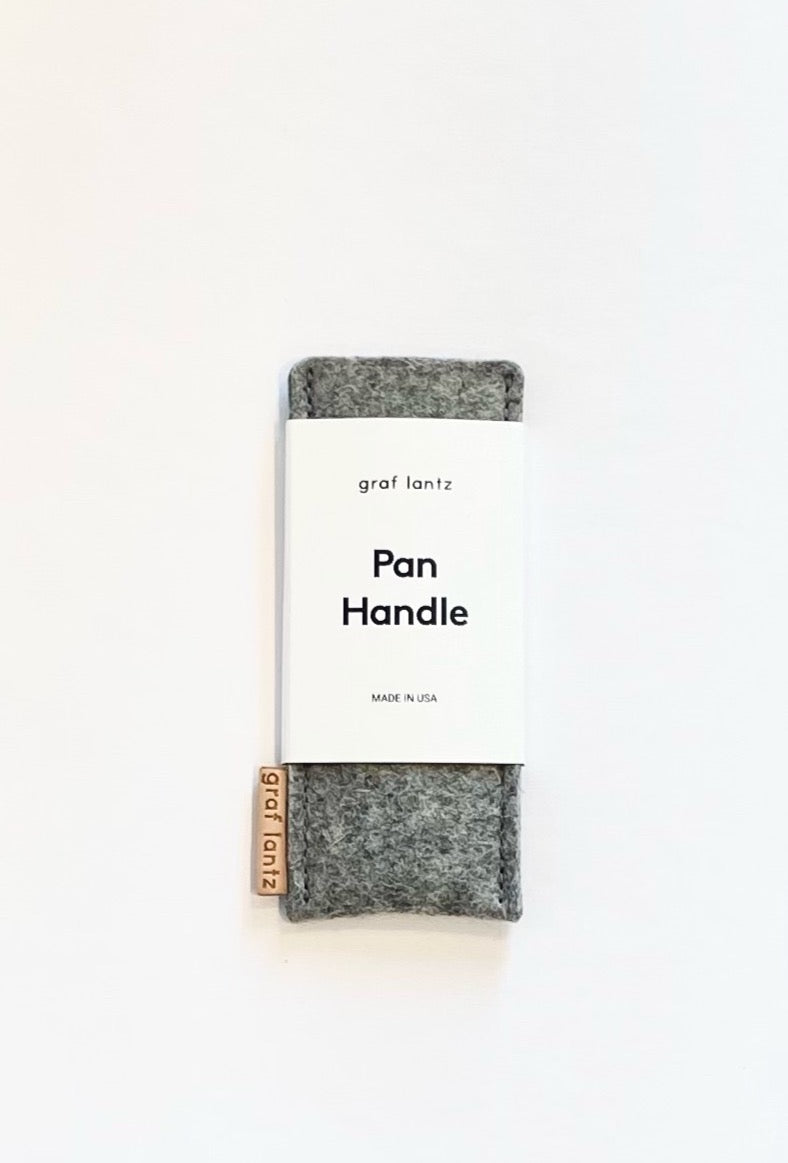 PAN HANDLE - FELT GRANITE