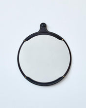 Load image into Gallery viewer, FAIRMOUNT MIRROR ROUND - BLACK