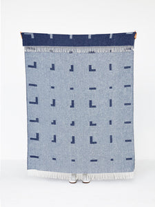 IOTA BLANKET - BLUE
