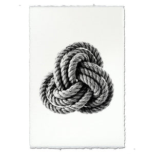 CARRICK KNOT FRAMED ART