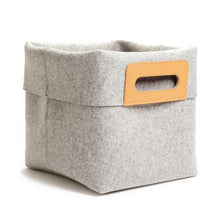 Load image into Gallery viewer, KORB TOTE BIN - GRANITE