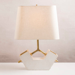CONDUIT ANCHOR TABLE LAMP