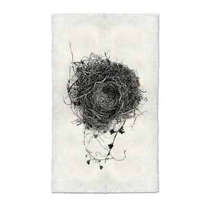 NEST STUDY #3 FRAMED ART