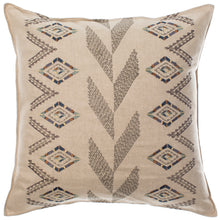 Load image into Gallery viewer, HERRINGBONE DIAMOND PILLOW