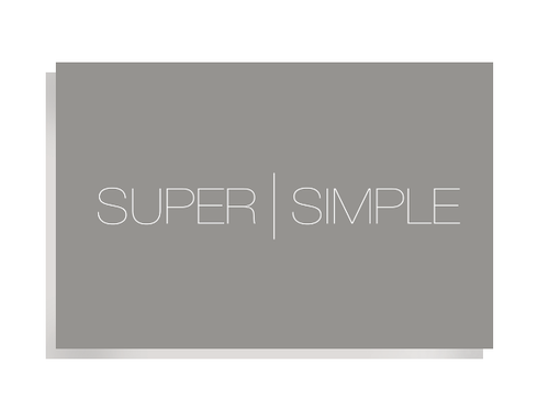 Super Simple gift card