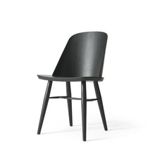 Load image into Gallery viewer, SYNNES CHAIR - BLACK ASH