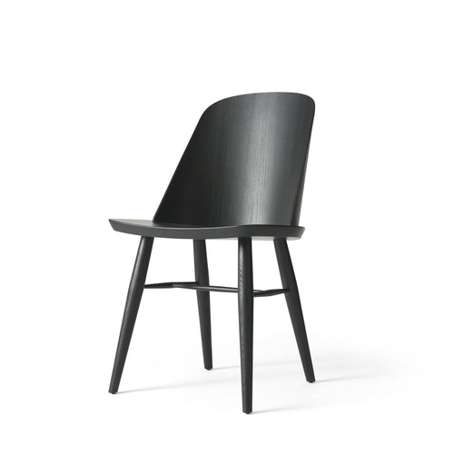 SYNNES CHAIR - BLACK ASH