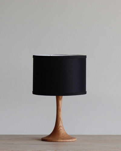 TRUMPET SMALL TABLE LAMP - NATURAL