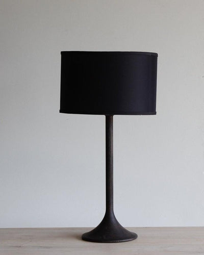 TRUMPET LARGE TABLE LAMP - DARK WASH