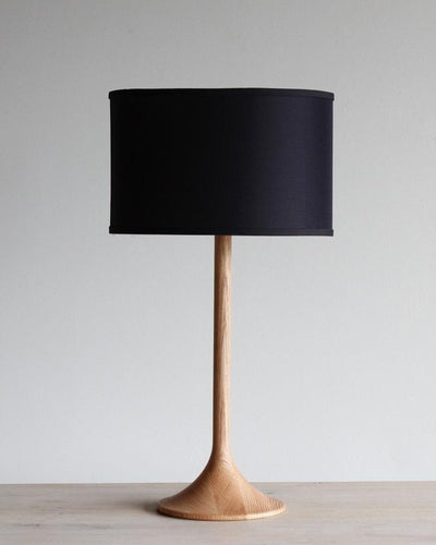 TRUMPET LARGE TABLE LAMP - NATURAL
