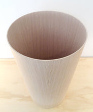 Load image into Gallery viewer, WOOD WASTE BASKET - ASH