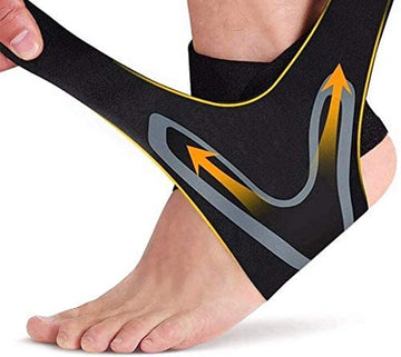 Sport elastic ankle support
