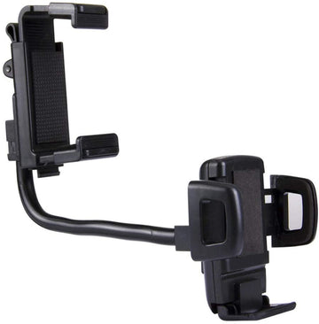 Products 360 Degrees Car Rearview Mirror Mount Mobile Phone Holder