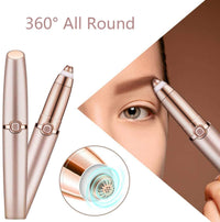 Professional eyebrow epilator for women